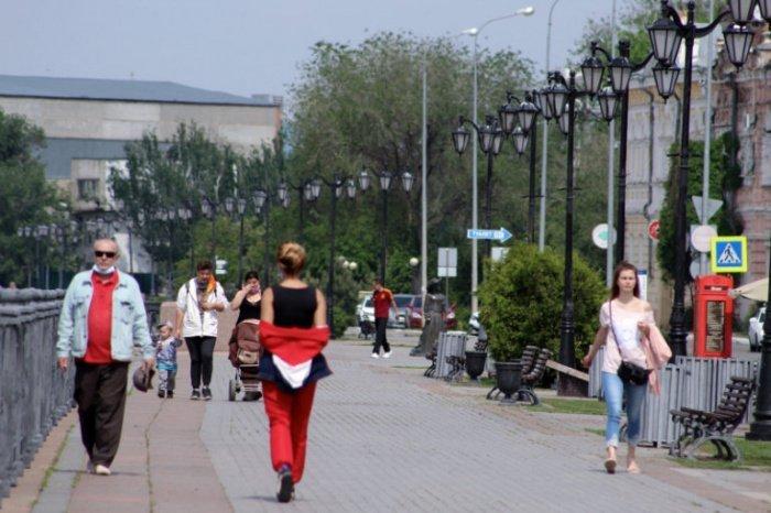 Жители Ингушетии выходят из режима самоизоляции.