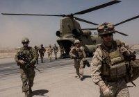 США пообещали к концу осени оставить в Афганистане менее 5 тыс. военных