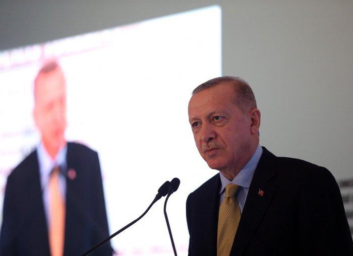 Эрдоган рассказал о помощи Турции другим странам.