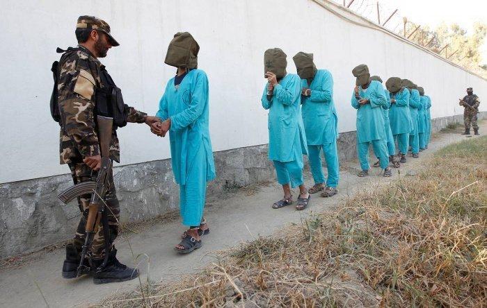 Последняя группа талибов будет освобождена в ближайшее время.