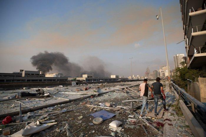 Источник рассказал о ходе расследования взрыва в Бейруте.