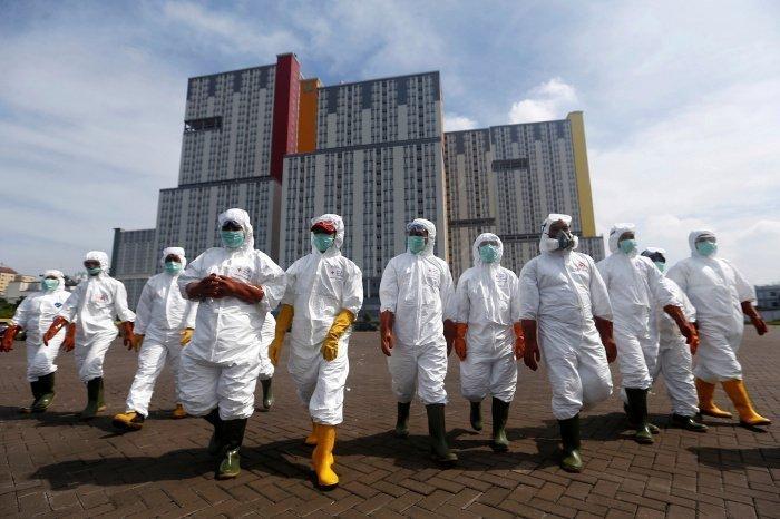 Число заразившихся коронавирусом в мире продолжает расти.