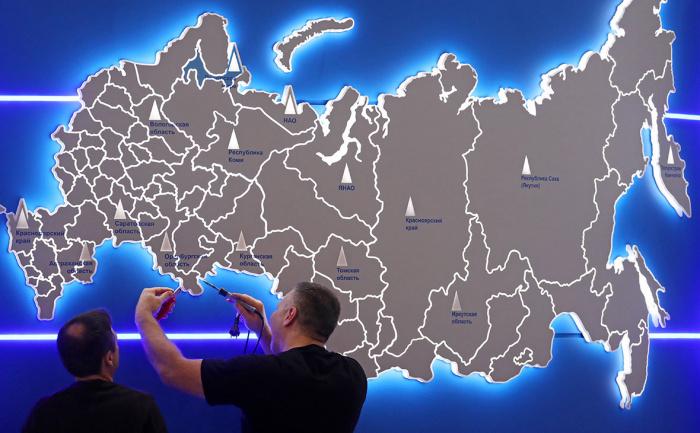 Вступает в силу закон об отчуждении территорий РФ.