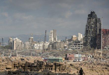СМИ: власти Ливана знали об угрозе взрыва еще в июле