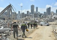 Около 50 сирийцев оказались в числе жертв взрыва в бейрутском порту