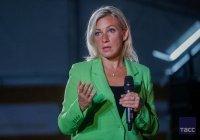 Захарова назвала борьбу с фейками актуальным направлением сотрудничества России и Ирана