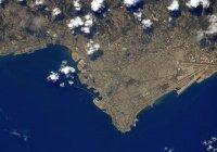 Астронавт опубликовал фото Бейрута, сделанное с борта МКС
