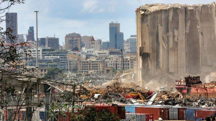 Влияние взрыва в Бейруте на людей будет изучать спецкомиссия.
