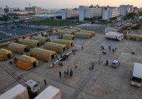 Госпиталь МЧС РФ в Бейруте принял более 500 пострадавших при взрыве