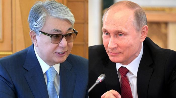 Токаев заявил о намерении Казахстана закупить российскую вакцину.