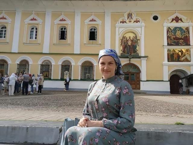 Юлия Ересько.