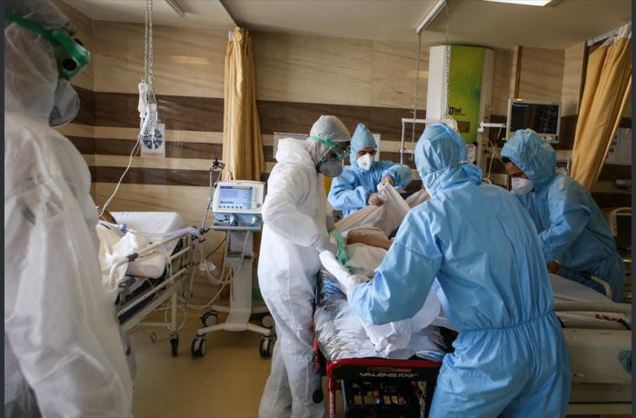 Минздрав Ирана озвучил последние данные по коронавирусу.