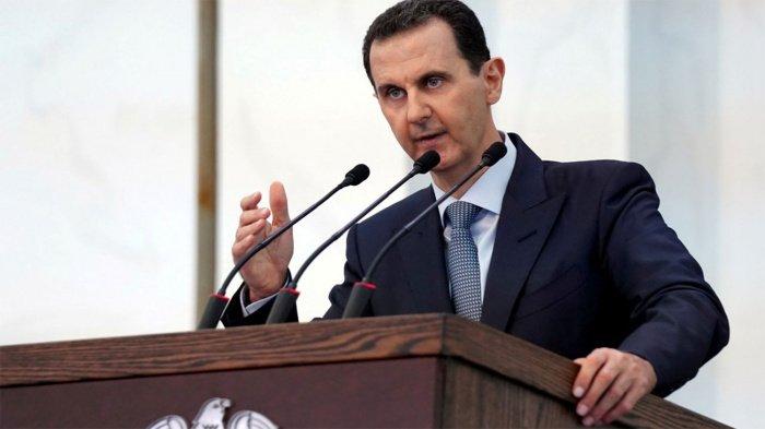Президент Сирии рассказал об ответе на санкции США.