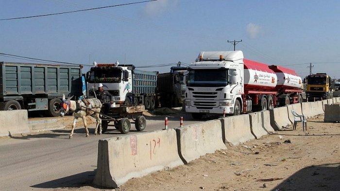 Сектор Газа остался без топлива.