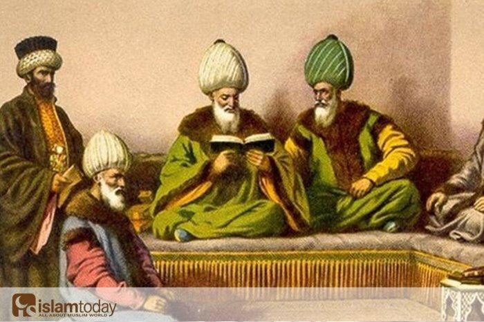 Как решали вопрос с кредитами в Османской империи?