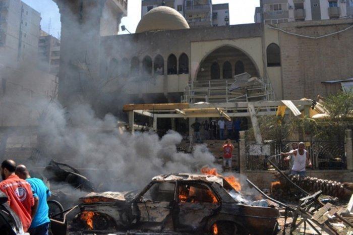 Министр культуры Ливана сообщил о разрушении исторического центра Бейрута.