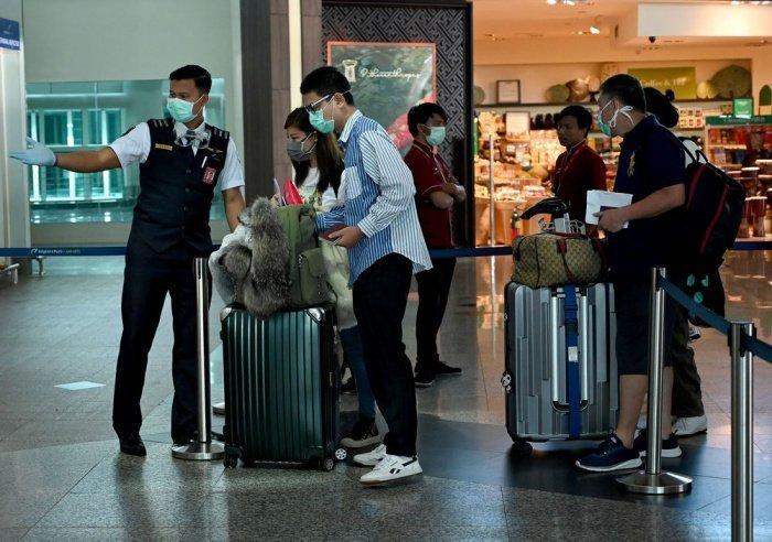 Иностранные туристы не смогут попасть в Индонезию до конца года.
