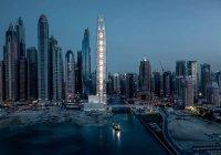В Дубае появится новый «самый высокий отель мира»