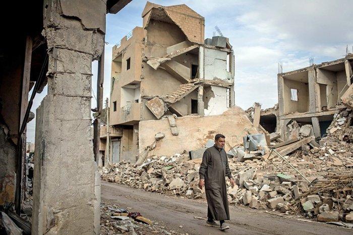 Война разрушила большую часть Сирии.