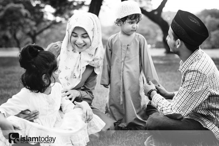 Жизнь и характер мусульманина