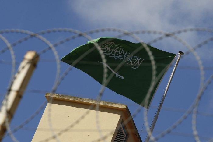 КСА против Турции (фото:Emrah Gurel/ТАСС)