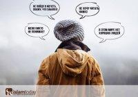 3 вида мыслей в исламе, или как не попасться на уловки шайтана