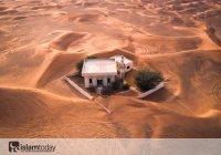 Значимые места ислама, от которых осталась лишь одна земля