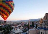 В Каппадокии снова будут катать туристов на воздушных шарах