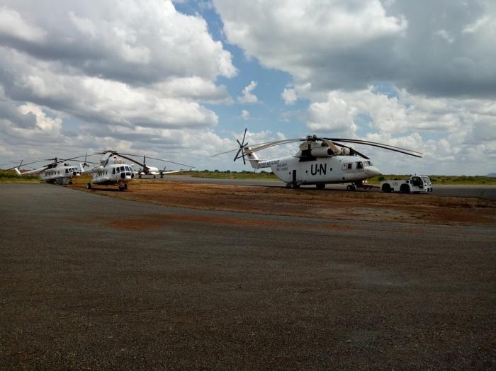 Грузовой самолет авиакомпании South West Aviation упал в южной части страны