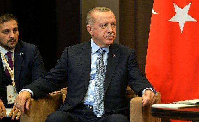 21 августа Эрдоган официально объявил, что Турция нашла в Черном море большие запасы природного газа (Фото: официальный сайт президента России)