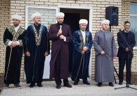 Муфтий Татарстана посетил открытие 2 мечетей Нижнекамского мухтасибата