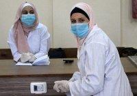 Строгий карантин введен в секторе Газа