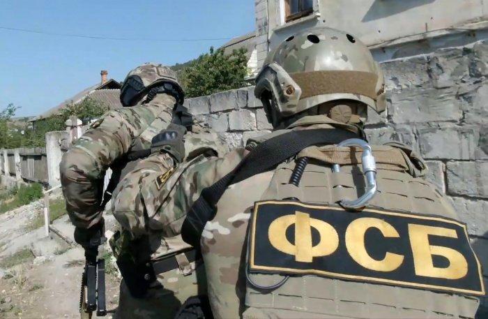 В ходе спецоперации в селении Али-Юрт в Назрановском районе, по предварительной информации, был ликвидирован один боевик (Фото: ТАСС)