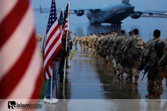 США на Ближнем Востоке. (Источник фото: strana-rf.ru)
