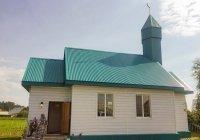 Муфтий Татарстана открыл мечеть в Менделеевске