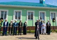 В Елабуге открылась мечеть после реконструкции