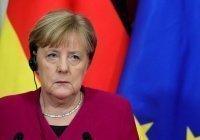 """Российская операция в Сирии привела к тому, что """"ситуация застыла"""", заявила Меркель"""