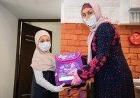 БФ «Закят» ДУМ РТ раздал школьные портфели детям из нуждающихся семей