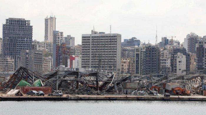 В Бейруте продолжает расти число жертв взрыва в порту.