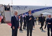 Состоялся первый в истории авиарейс из Израиля в ОАЭ