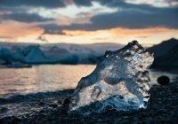 Определена температура на планете во время ледникового периода