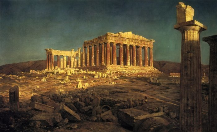 Не только Айя-София: правда ли, что афинский Парфенон был мечетью?
