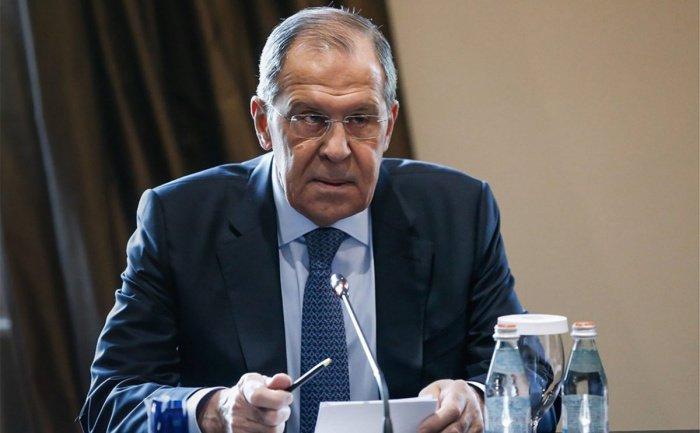 Сергей Лавров встретился с представителями сирийской оппозиции.