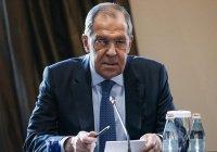 Лавров: Россия готова содействовать диалогу властей Сирии с оппозицией