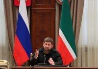 Кадыров рассказал, кто первым в Чечне испытал вакцину от коронавируса