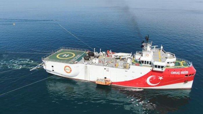 Спор между Турцией и Грецией в Средиземноморье набирает обороты.