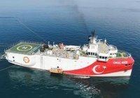 Турция призвала к справедливому распределению ресурсов в Средиземном море