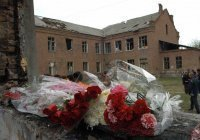 В Северной Осетии вспоминают жертв теракта в бесланской школе