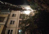 Не менее 5 человек погибли при пожаре в пятиэтажке в Махачкале