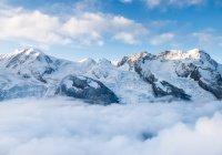 Коллапс ледников из-за потепления зафиксирован в Альпах